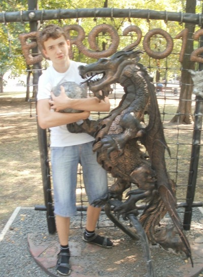 Ярослав Исаев, 2 февраля , Луганск, id68800030