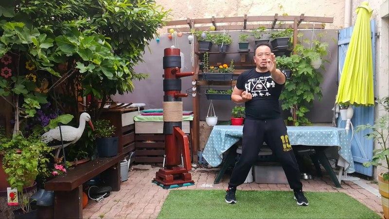 Siu Lim Tao, Chum Kiu, Biu Jee - Wing Chun official Taos