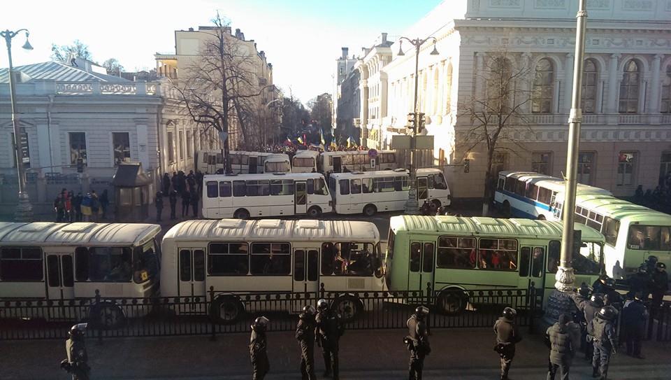 ВР Украины 3 декабря 2013