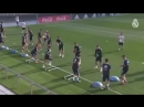 FC Real Madrid - Pre session training