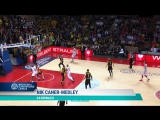 Top 5 Plays - Round of 16- Leg 2 (Wednesday Edition) - Basketball Champions League