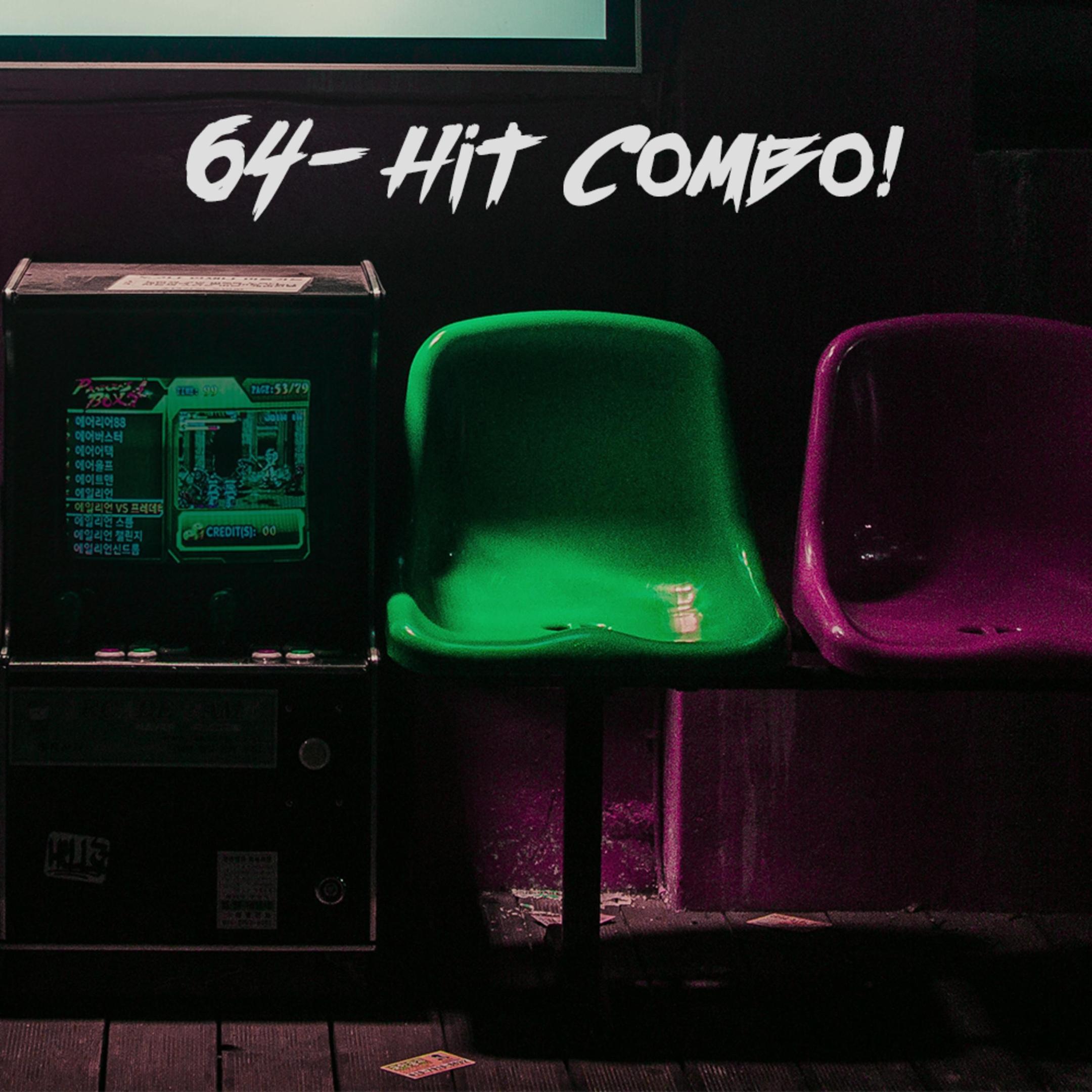 64-Hit Combo! - 64-Hit Combo! [EP] (2018)
