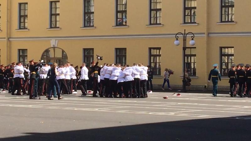 Выпуск Ильи СВУ СПБ 2018