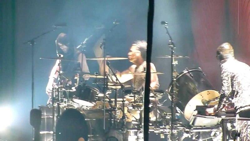 RAMMSTEIN - WOLLT IHR DAS BETT IN FLAMMEN SEHEN, 03.02.2012, Hannover, TUI-Arena