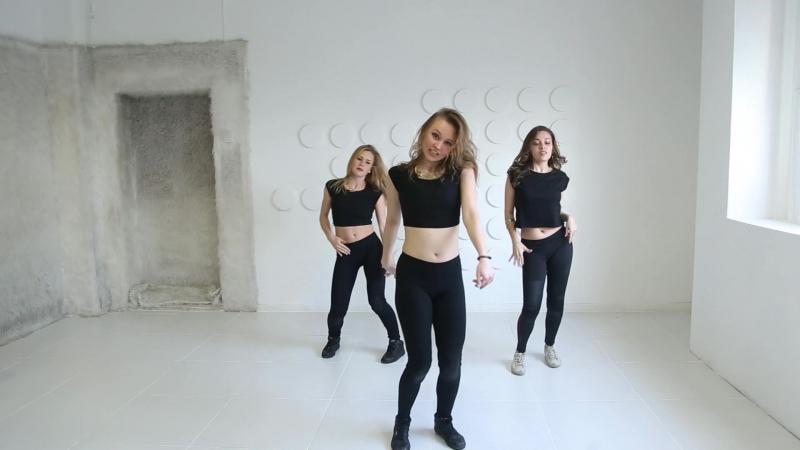 Джаз фанк Начинающая группа Dance Studio 25 5 СПб Choreo by Tabita