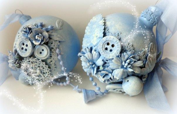 Сказочный шар новогодний! (5 фото) - картинка