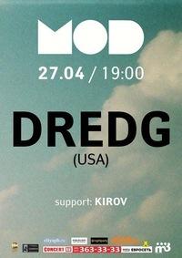 27.04 * Dredg (USA) * MOD