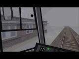 Tatra T6B5 (test demo) - Dem prod. OMSI Bus simulator