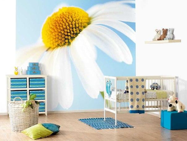 Оформление детской комнаты, интересная идея