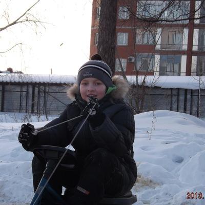 Михаил Лисиченко, 18 июля , Пермь, id196095606