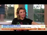 Dannii Minogue Joins Matt Sam On The Couch (Sunrise 2.11.2017)