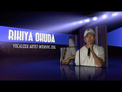 Rikiya Okuda performs Let It Be VocalizeU Artist Intensive 2016