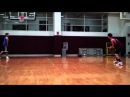 Joe Stortini can SHOOT THE LIGHTS OUT Preseason Workout