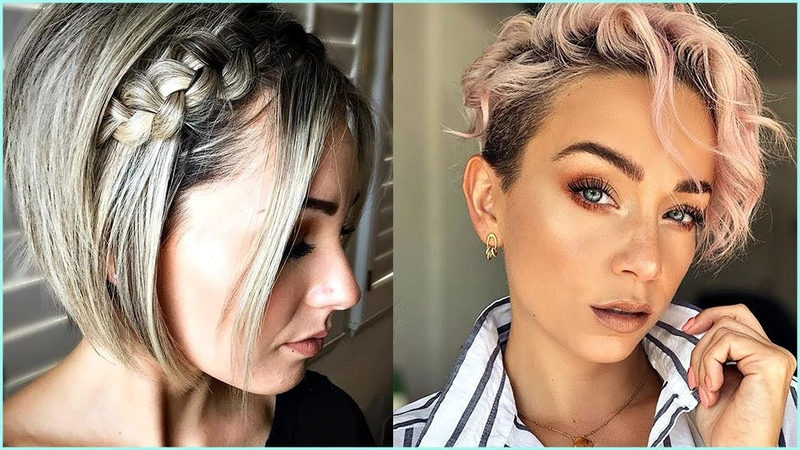 13 Short Hairstyles Ideas For Thick Hair ❤️ Women Hairstyle Ideas