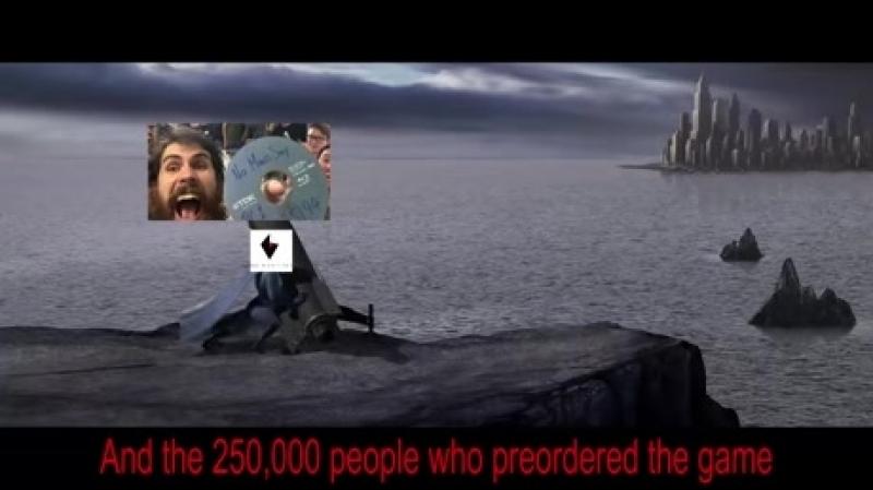 NO PREORDERS