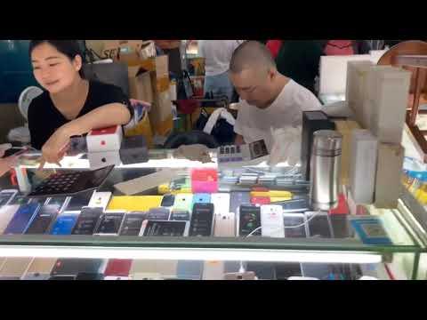 Купить айфон в Китае. Обзор рынка электроники Dashatou. Ремонт айфон и др. техники. Бизнес с Китаем