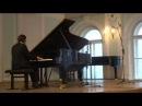А. Скрябин Соната № 4 (1903) Евгений Стародубцев (фортепиано)
