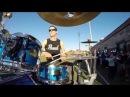 Drumming w/ the GSU Basketball Band @ Rehearsal 2014 (Part 2)