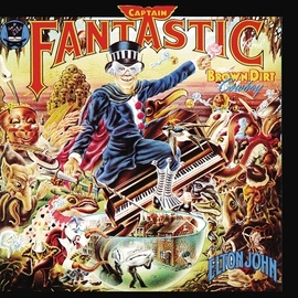 Elton John альбом Captain Fantastic And The Brown Dirt Cowboy