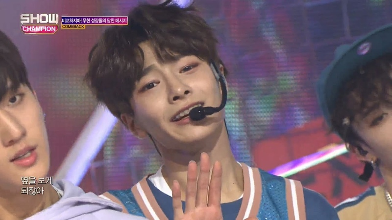 Stray Kids - My Pace Show Champion