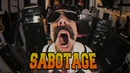 Sabotage metal cover by Leo Moracchioli