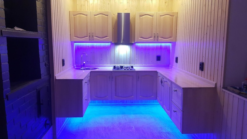 кухня из массива своими руками за 3 дня и 25 т.р. DIY kitchen cabinet make from pine wood