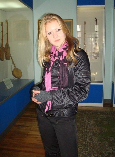 Юлия Перфильева, 8 февраля 1992, Москва, id203771398