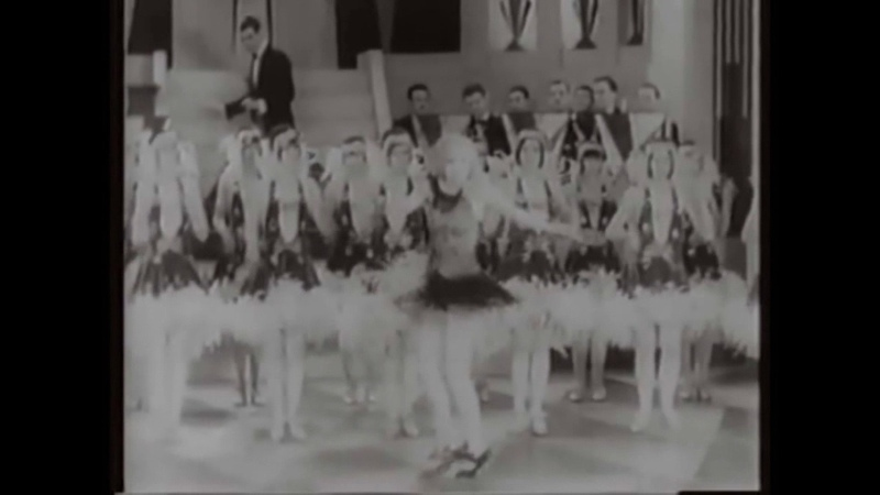 Classic 1920s Tap Chorus Number From A Deadly Short 1930