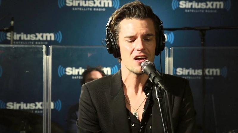 Brandon Flowers Cant Deny My Love Live @ SiriusXM Alt Nation