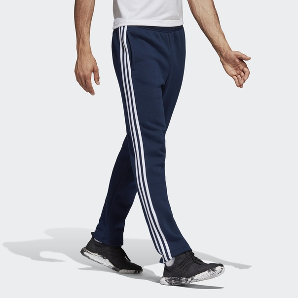 Брюки Essentials 3-Stripes Tapered