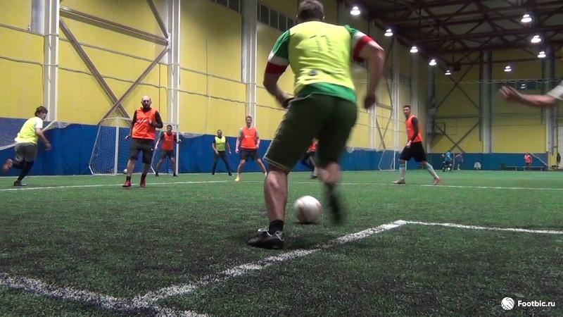 Видеообзор 17 10 2018 Метро Бухарестская Международная Любительский футбол в Питере