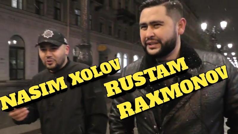 Рустам Рахмонов Насим Холов ! хайп едими ?