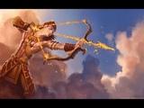 Огненные стрелы - Яна Айнсанова