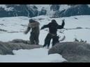 SOLO A Star Wars Story Bonus Clip Snowball Fight
