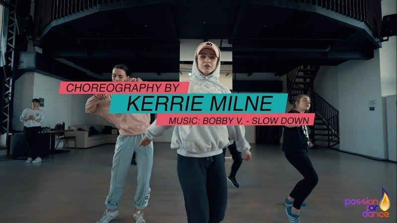 INTERDANCE WORKSHOPS - KERRIE MILNE (groups)