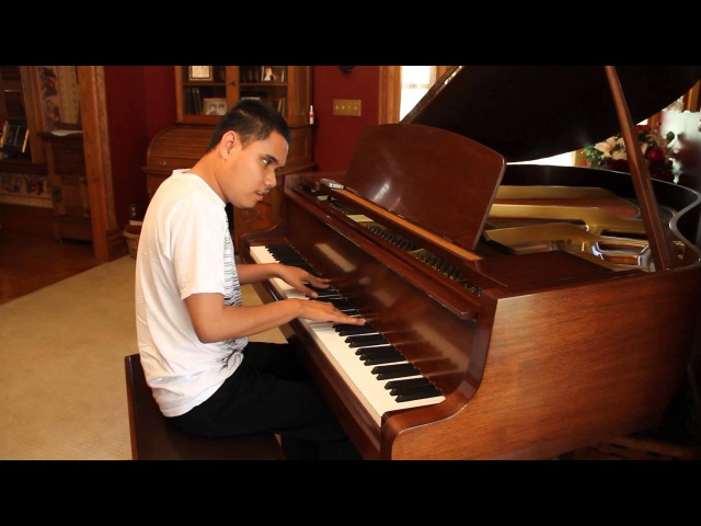 SAIL - AWOLNATION Piano Cover By Blind Piano Prodigy Kuha'o Case