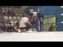 Анастасия Евсеева, г.Омск 28.04.2018 Золото Сиама Первое место 54 кг женщины