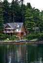 Прекрасные дома вдали от городской суеты