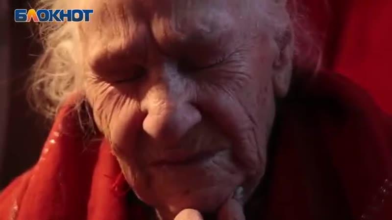90-летняя ветеран просит помощи россиян: жить в сарае без отопления, туалета и душа нет больше сил