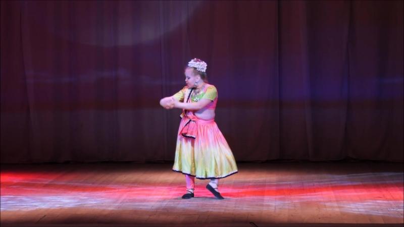Безумно красивый танец индийский танец