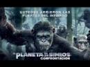 Планета обезьян Революция 2014-Трейлер