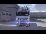 Супер мега дальнобойщик.#8 Новый грузовик Volvo. (Euro truck simulator 2)