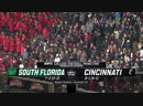 NCAAF 2018 Week 11 South Florida Bulls Cincinnati Bearcats 2H EN