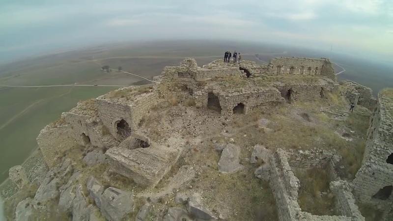 крепость Тилсап служила защитой на подступах к столице Сис