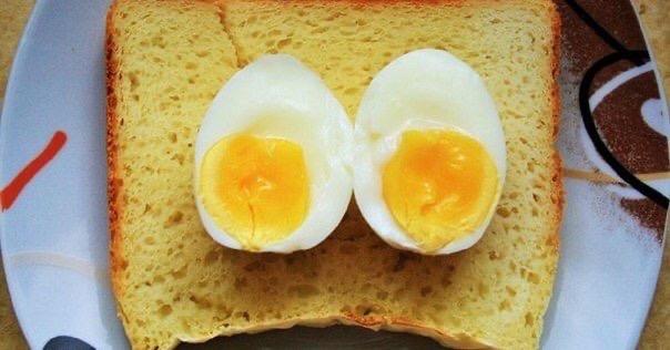 Что с вами будет, если вы будете есть 1 яйцо в день
