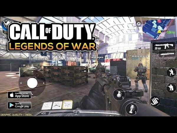 Call of Duty- Legends of War - Official Trailer
