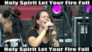 Тодд Уайт и Линди Конант - Святой Дух, пусть Твой огонь сойдет