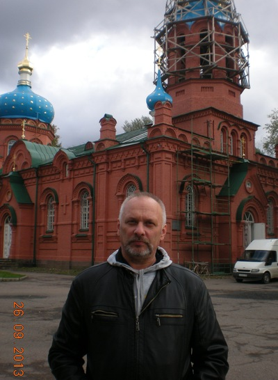 Игорь Пермяков, 26 июня , Красноярск, id195574236