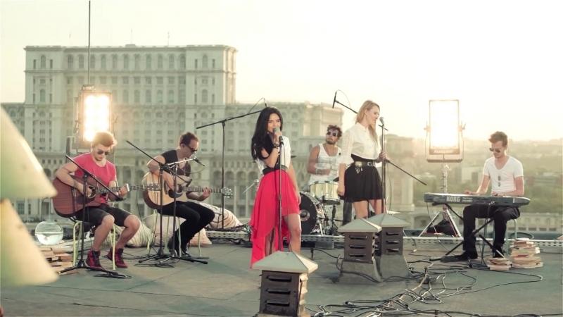 Inna Oare Rock The Roof Bucharest 1080p смотреть онлайн без регистрации