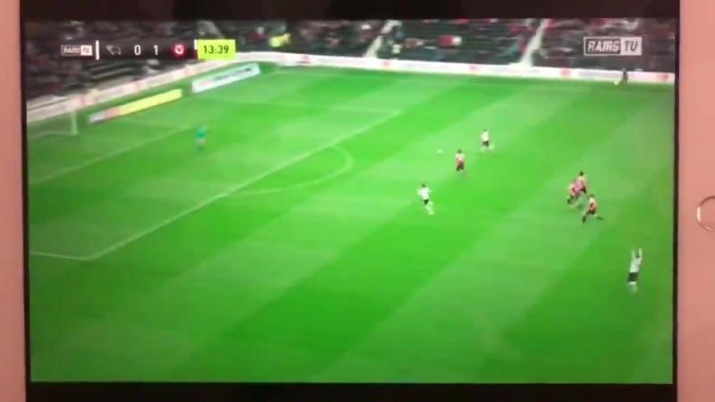 Harry Wilson Goal for Derby
